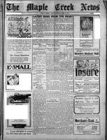 The Maple Creek News April 8, 1915