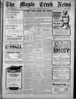 The Maple Creek News May 13, 1915