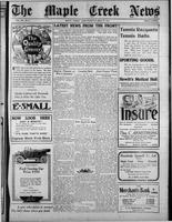 The Maple Creek News May 27, 1915
