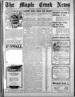 The Maple Creek News June 10, 1915