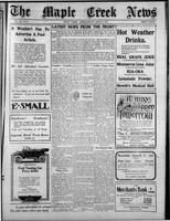 The Maple Creek News June 24, 1915