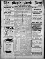 The Maple Creek News August 5, 1915