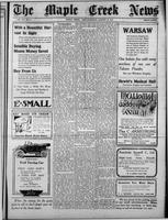 The Maple Creek News August 12, 1915