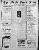The Maple Creek News December 16, 1915