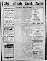 The Maple Creek News December 23, 1915