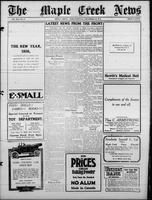 The Maple Creek News December 30, 1915