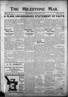 The Milestone Mail April 15, 1915