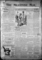 The Milestone Mail April 22, 1915