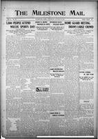 The Milestone Mail August 12, 1915