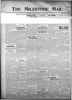 The Milestone Mail August 26, 1915
