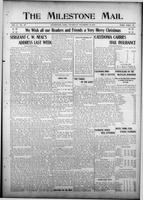 The Milestone Mail December 23, 1915