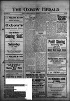 The Oxbow Herald January 21, 1915