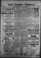 The Oxbow Herald February 25, 1915