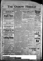 The Oxbow Herald April 15, 1915