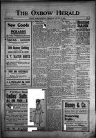 The Oxbow Herald August 12, 1915