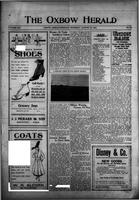 The Oxbow Herald August 26, 1915