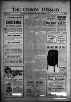 The Oxbow Herald December 9, 1915