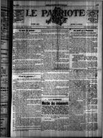 Le Patriote de L'Ouest April 15, 1915
