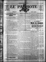 Le Patriote de L'Ouest August 12, 1915
