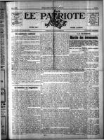 Le Patriote de L'Ouest August 26, 1915