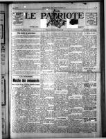 Le Patriote de L'Ouest December 9, 1915