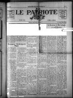 Le Patriote de L'Ouest December 30, 1915