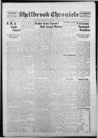 Shellbrook Chronicle January 16, 1915