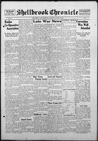Shellbrook Chronicle January 23, 1915