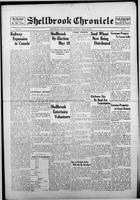 Shellbrook Chronicle April 24, 1915