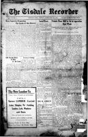 The Tisdale Recorder February 5, 1915