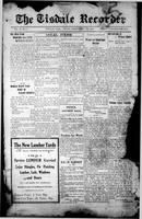 The Tisdale Recorder February 12, 1915