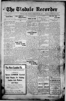 The Tisdale Recorder February 26, 1915