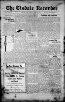 The Tisdale Recorder April 2, 1915