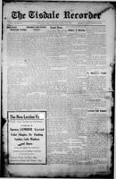 The Tisdale Recorder April 16, 1915
