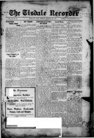 The Tisdale Recorder August 6, 1915