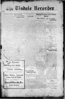 The Tisdale Recorder December 17, 1915