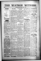 The Watson Witness January 1, 1915