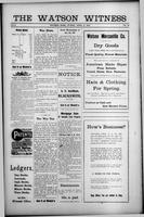 The Watson Witness April 2, 1915
