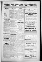 The Watson Witness April 30, 1915