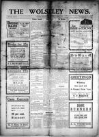 The Wolseley News  January 6, 1915