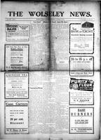 The Wolseley News January 13, 1915