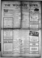 The Wolseley News January 27, 1915