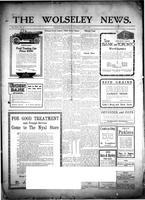 The Wolseley News April 7, 1915