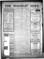 The Wolseley News April 28, 1915
