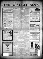 The Wolseley News August 11, 1915