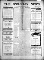 The Wolseley News December 1, 1915
