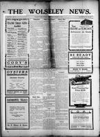 The Wolseley News December 8, 1915