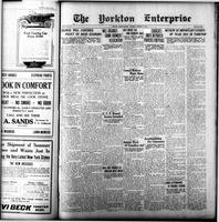 The Yorkton Enterprise January 7, 1915