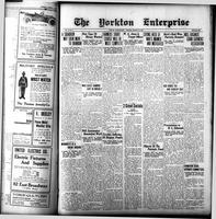 The Yorkton Enterprise January 16, 1915