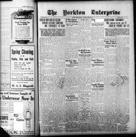 The Yorkton Enterprise March 25, 1915